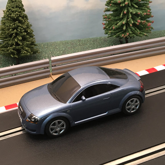 Scalextric 1:32 Digital Car - Blue Audi TT #J