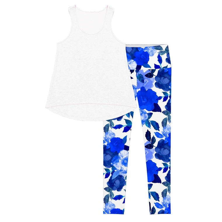 Blue Blood Donna Set - Women