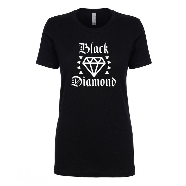 Black Diamond Ladie's Fitted T-shirt