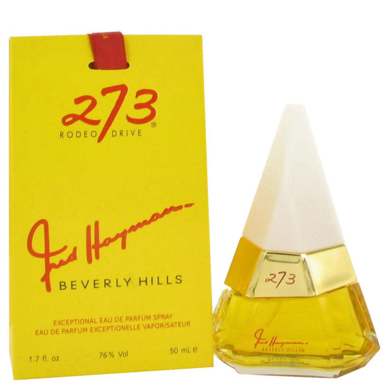 273 By Fred Hayman Eau De Parfum Spray 1.7 Oz - duzuu