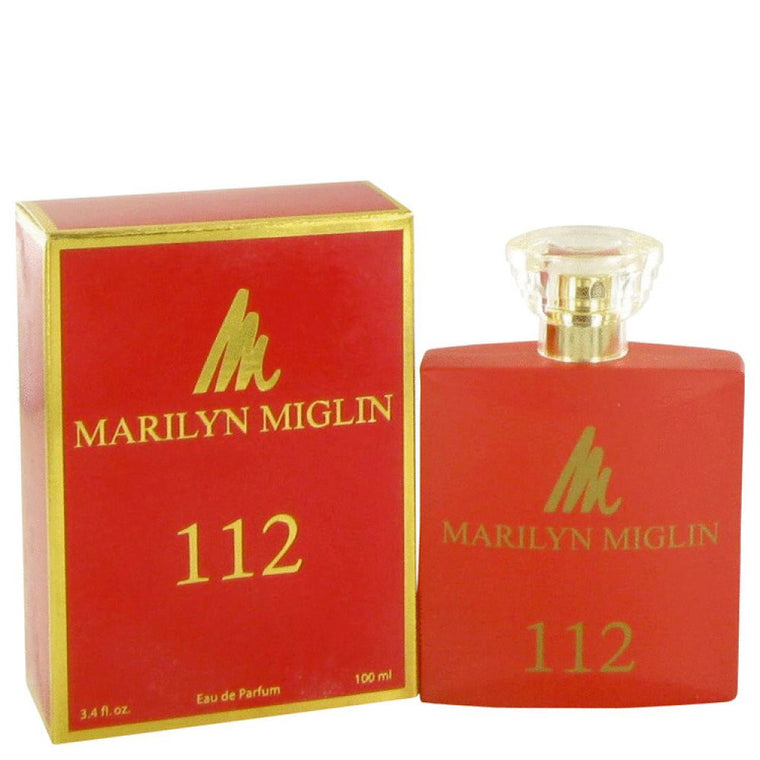 112 M By Marilyn Miglin Eau De Parfum Spray 3.4 Oz - duzuu