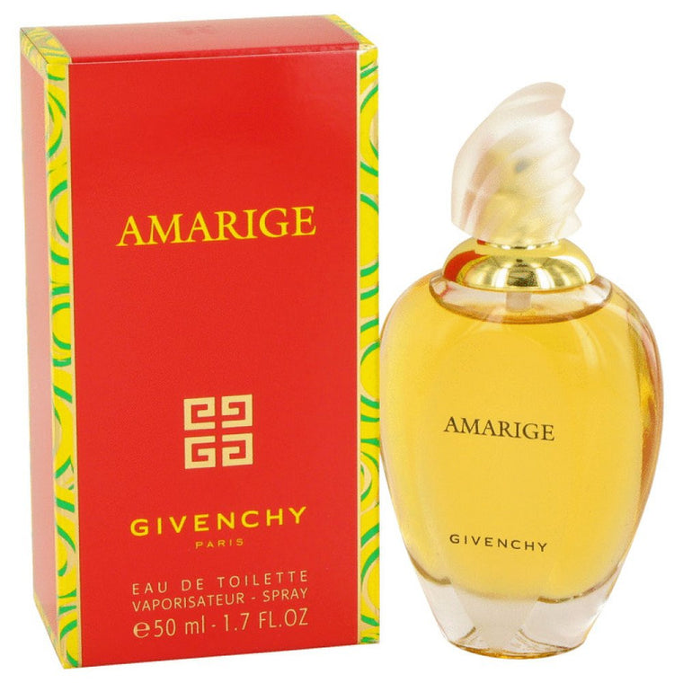 Amarige By Givenchy Eau De Toilette Spray 1.7 Oz - duzuu