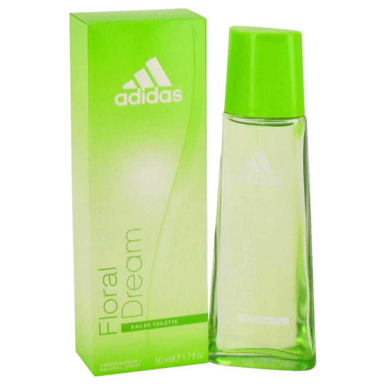 Adidas Floral Dream By Adidas Eau De Toilette Spray 1.7 Oz - duzuu