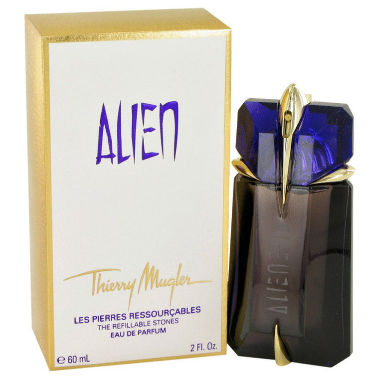 Alien By Thierry Mugler Eau De Parfum Refillable Spray 2 Oz - duzuu
