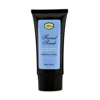 Facial Scrub - Peppermint Essential Oil (For Sensitive Skin) - 90ml-3oz