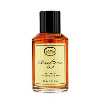 After Shave Gel Alcohol Free - Unscented (For Sensitive Skin) - 100ml-3.4oz