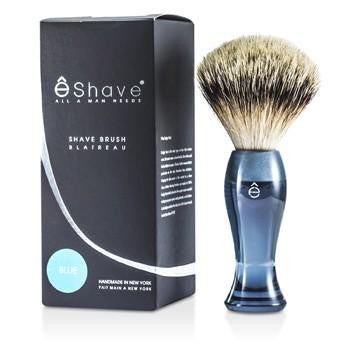 Finest Badger Long Shaving Brush - Blue - 1pc