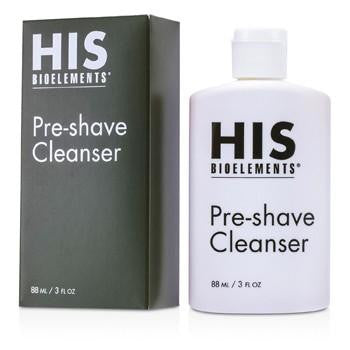 His Pre-Shave Cleanser - 88ml-3oz