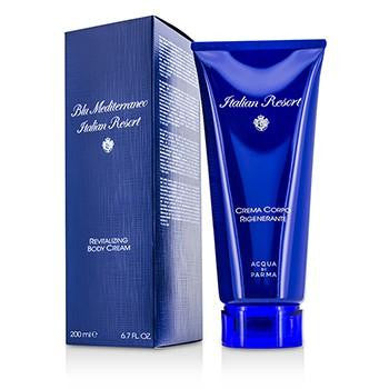 Blu Mediterraneo Italian Resort Revitalizing Body Cream - 200ml-6.7oz