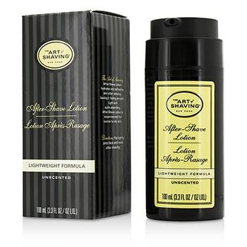 After Shave Lotion - Unscented (For Normal to Oily Skin) - 100ml-3.3oz
