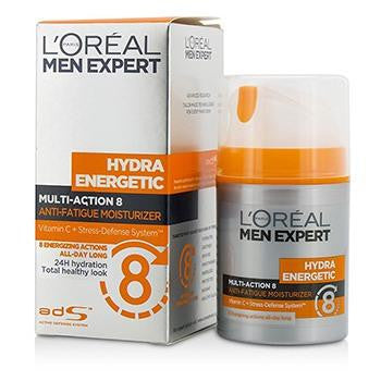 Men Expert Hydra Energetic Multi-Action 8 Anti-Fatigue Moisturizer - 50ml-1.7oz
