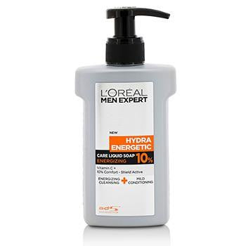Men Expert Hydra Energetic Care Liquid Soap Energizing (Pump) - 150ml-5oz