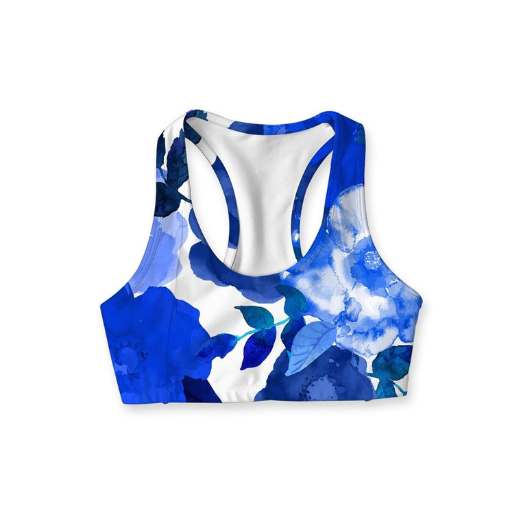 Blue Blood Stella Seamless Racerback Sport Bra - Women