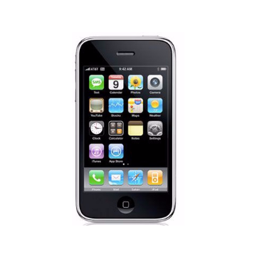 Apple iPhone 3GS 32GB White AT&T (Used)