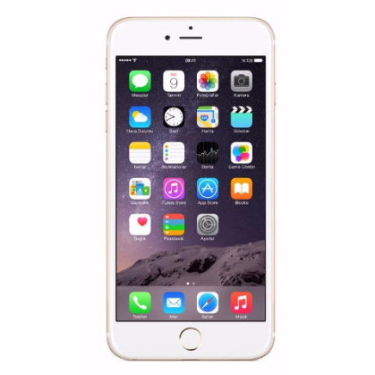 Apple iPhone 6 Plus Unlocked Gold 128GB (Used)