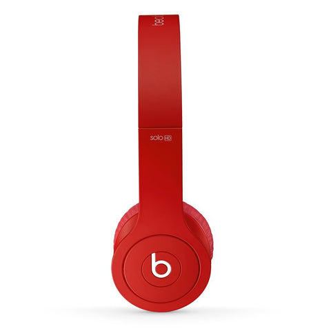 Beats Solo HD Red (Used) On-Ear Headphone
