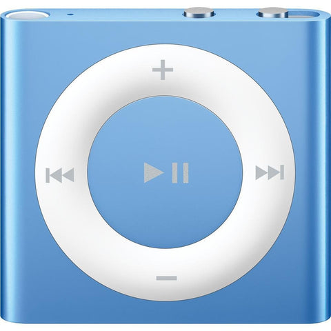 iPod Shuffle Blue 2GB (Used) 4th Generation