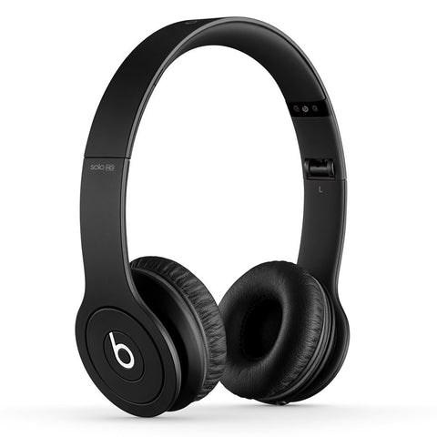 Beats Solo HD Black (Used) On-Ear Headphone