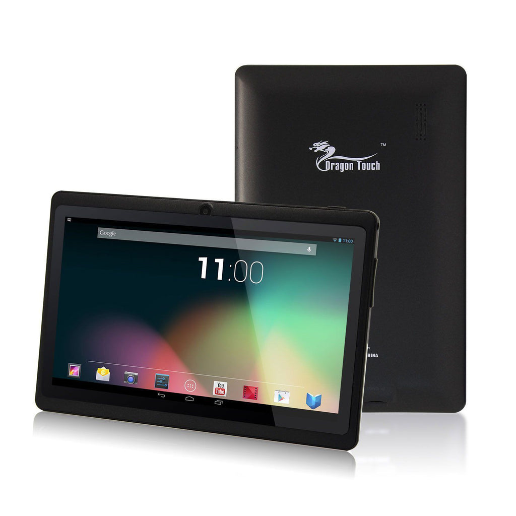 Dragon Touch 7'' Black Dual Core Google Android 4.1 (Used) Tablet PC