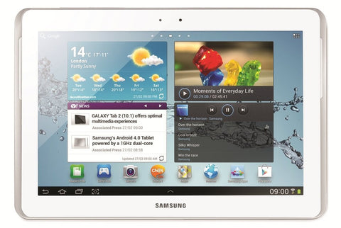 Samsung Galaxy Tab 2 10.1 Student Edition Wi-Fi White 16GB (Used)