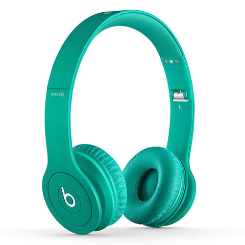 Beats Solo HD Teal (Used) On-Ear Headphone