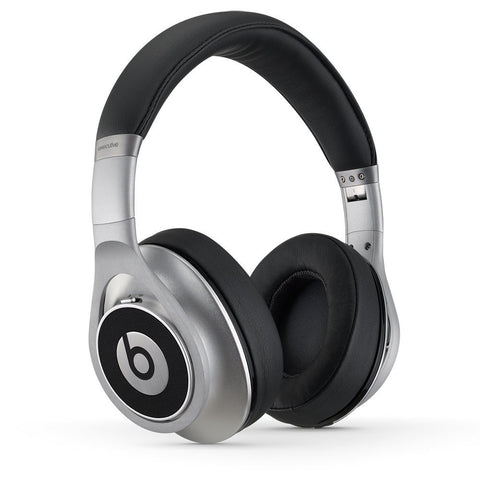 Beats Executive Silver (Used) Over-Ear Headphones