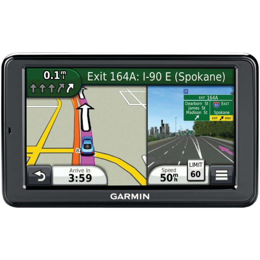 Garmin nüvi 5-Inch Portable Bluetooth GPS Navigator (Used)