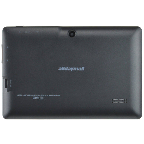 Alldaymall Black 7 Inch Android 4.2 (Used) Tablet PC MID