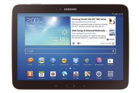 Samsung Galaxy Tab 3 10.1 Wi-Fi Gold Brown 16GB (Used)