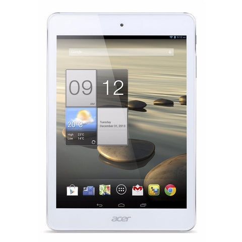 Acer Iconia A1 Silver 16GB (Used) Tablet