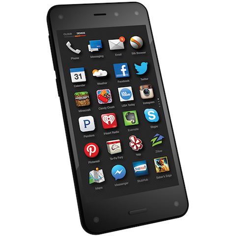 AmazonFire Phone AT&T 64GB (Used)