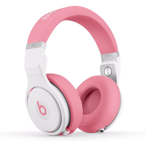 Beats Pro Pink (Used) Over-Ear Headphone
