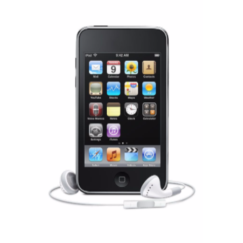 Apple iPod touch 16 GB (Used) 2nd Generation