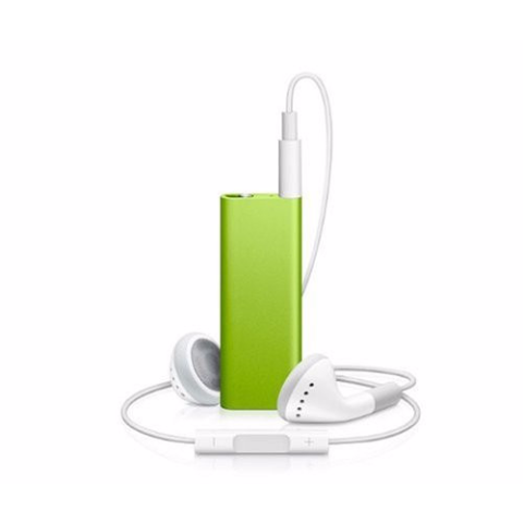 iPod Shuffle Green 2GB (Used) 3rd Generation