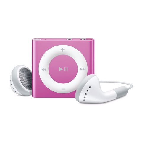 iPod Shuffle Pink 2GB (Used) 4th Generation