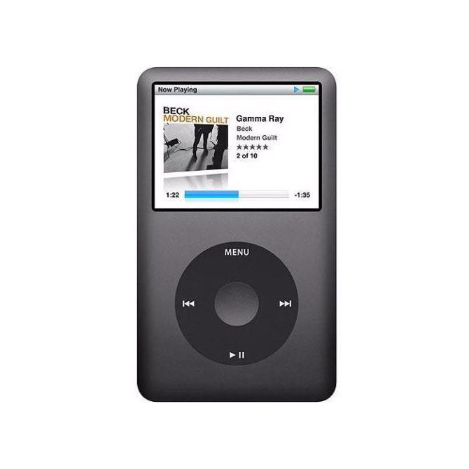 iPod Classic Black 160GB (Used) 7th Generation