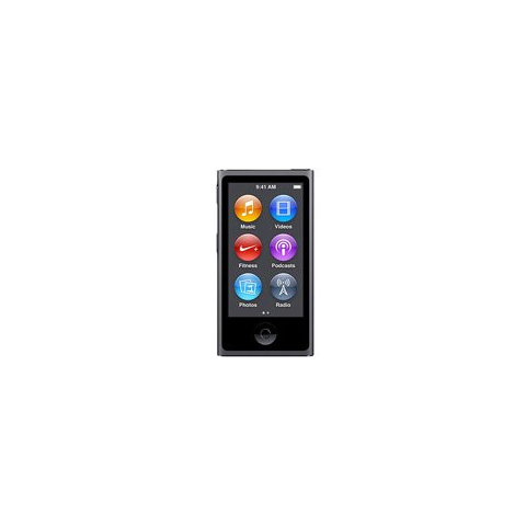 Apple iPod Nano Space Gray 16GB (Used) 8th Generation