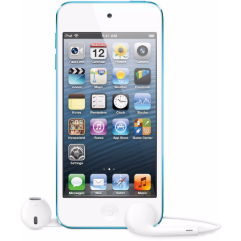 Apple iPod Touch Blue 16GB (Used) 6th Generation
