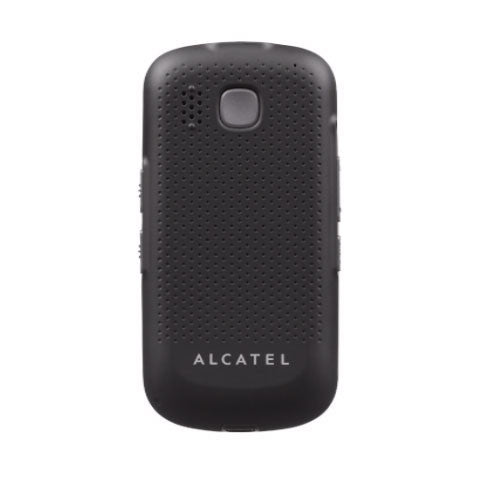 "Alcatel 382G ""The Big Easy"" Prepaid Phone Tracfone Black (Used)"