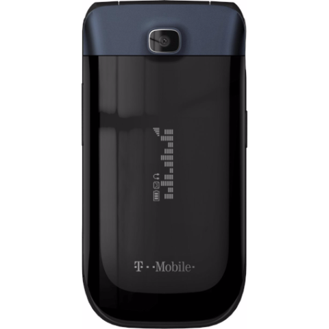 Alcatel 768 Prepaid Phone T-Mobile Black 128MB (Used)