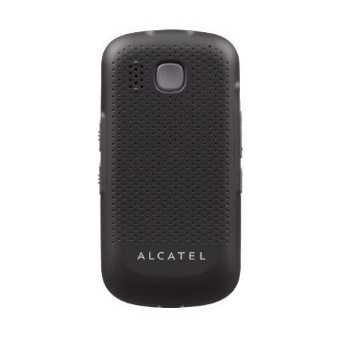 Alcatel Big Easy Flip Double Minutes Black (Used) Smartphone