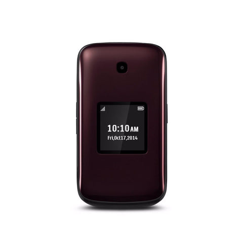 Alcatel OneTouch Retro Reddish Sprint Black (Used)