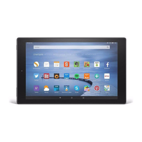 "Amazon Kindle Fire HD 10 10.1"" HD Display Wi-Fi Black 16GB (Used) Tablet"