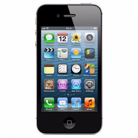 Apple iPhone 4 Verizon Black 8GB (Used)