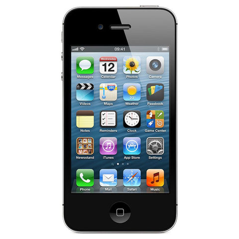 Apple iPhone 4 8GB Black Verizon  (Used)