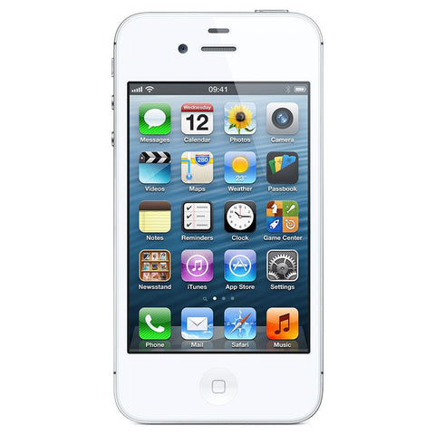 Apple iPhone 4 8GB White Verizon  (Used)