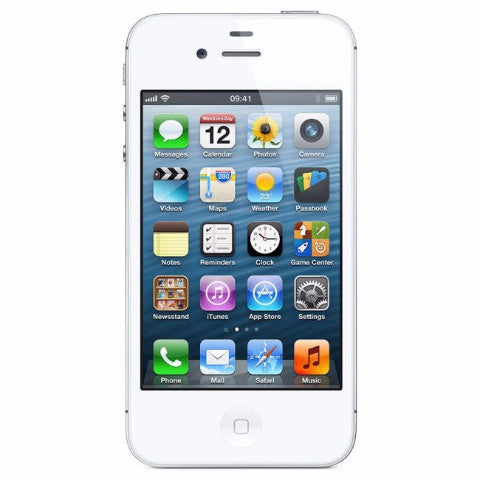 Apple iPhone 4 AT&T White 8GB (Used)
