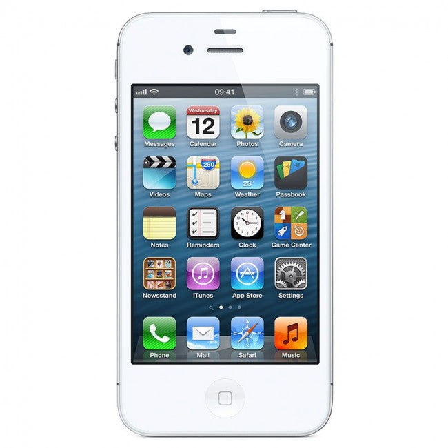 iPhone 4 Sprint White 8GB (Used) Smartphone