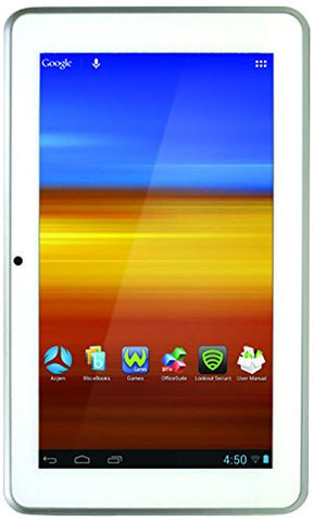 Azpen A721 White 8GB (Used) Tablet
