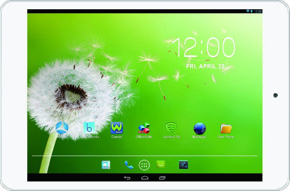 "Azpen A739 7.85"" Quad Core Android 4.2 8GB (Used) Tablet"